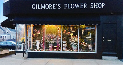Gilmore's Flower Shop, the best florist in east providence.