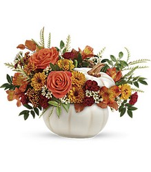 Teleflora's Enchanted Harvest Bouquet from Gilmore's Flower Shop in East Providence, RI