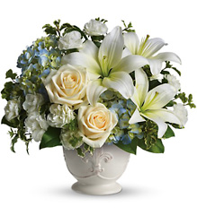 Beautiful Dreams by Teleflora from Gilmore's Flower Shop in East Providence, RI