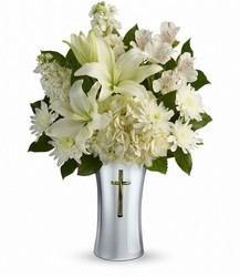 Teleflora's Shining Spirit Bouquet from Gilmore's Flower Shop in East Providence, RI