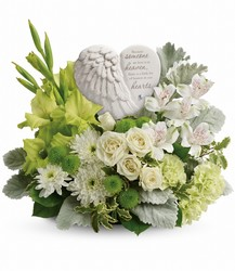 Teleflora's Hearts In Heaven Bouquet from Gilmore's Flower Shop in East Providence, RI