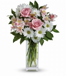Sincerely Yours Bouquet by Teleflora from Gilmore's Flower Shop in East Providence, RI