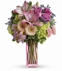 Teleflora's Artfully Yours Bouquet from Gilmore's Flower Shop in East Providence, RI