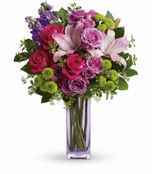 Teleflora's Fresh Flourish Bouquet from Gilmore's Flower Shop in East Providence, RI