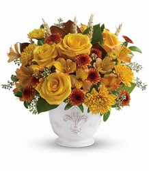 Teleflora's Country Splendor Bouquet from Gilmore's Flower Shop in East Providence, RI
